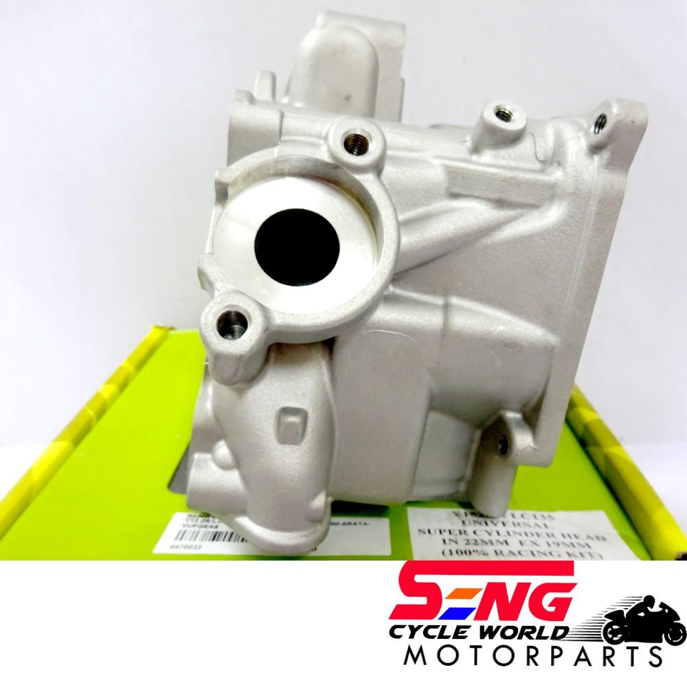Y15ZR/LC135 RACING HEAD-19MM/22MM-ARATA