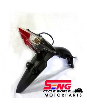 SRL115 FI JUPITER TAIL LAMP WITH FENDER ASSY-ORIGINAL (SIGNAL BUILT IN)