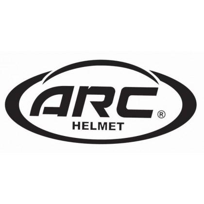 ARC RITZ HELMET VISOR WITH RAINBOW REFLECTION