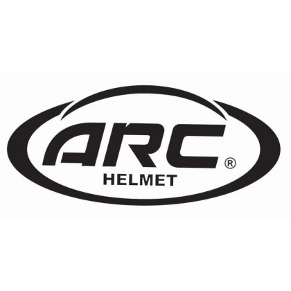 ARC DISCOVERY HELMET VISOR-BLUE REFLECTION