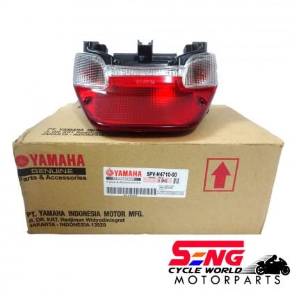 Y125 Z/RXZ CATALYZER TAIL LAMP SET-INDO ORIGINAL
