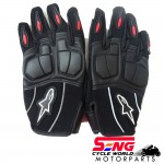 ALPINE STAR GLOVE-AS NEW-TOUCH SCREEN