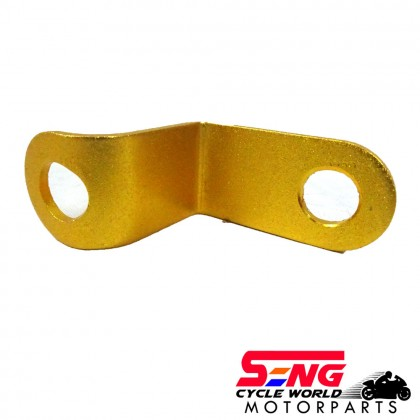 BRAKE PUMP BRACKET ONLY-GOLD