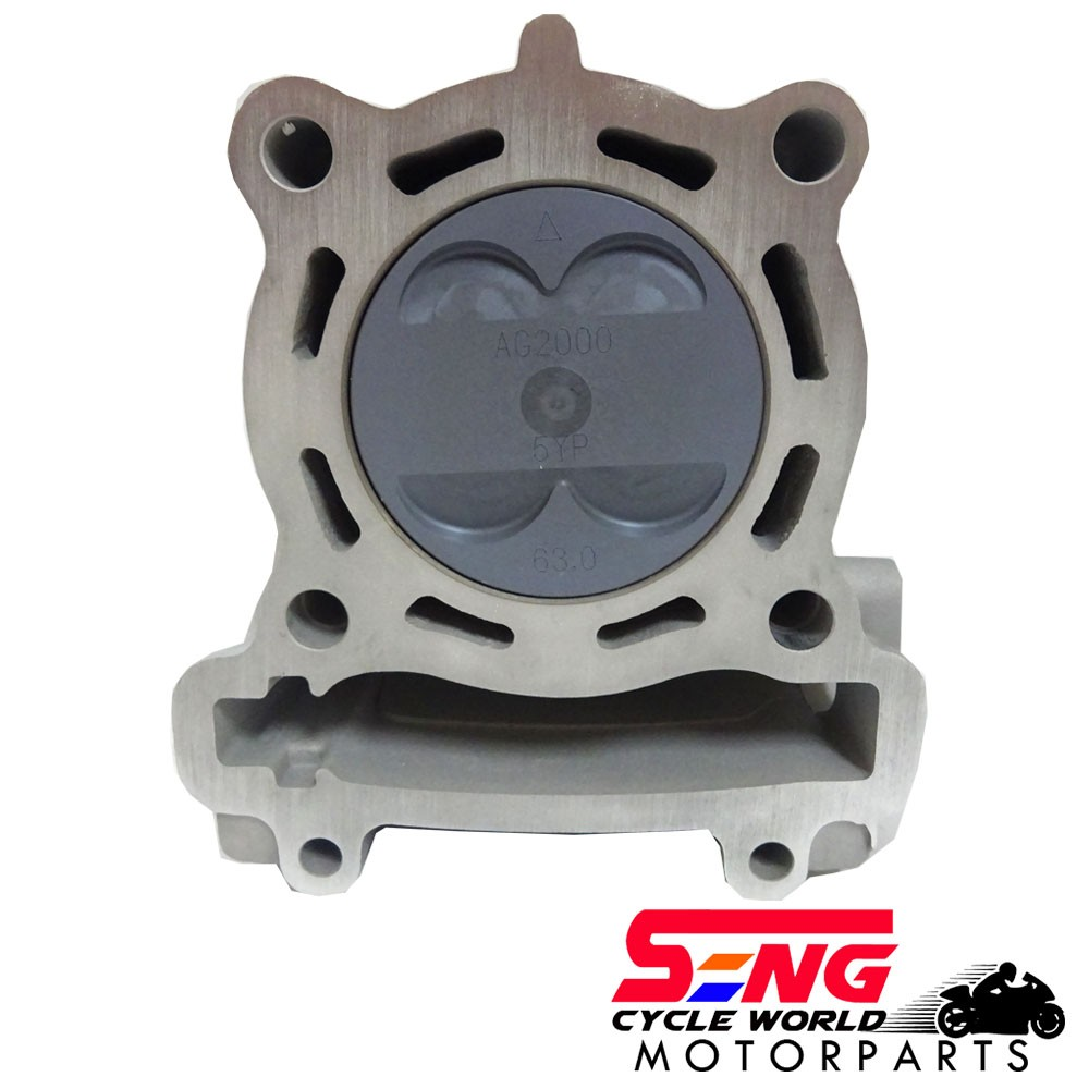 Y15 ZR/ LC135 RACING BLOCK-CERAMIC-FORGED-CMS-65MM