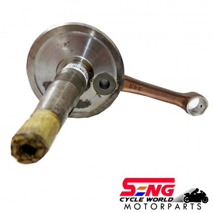 Y125 ZR RACING CRANK SHAFT-ORIGINAL- JET 1MM - 2.57KG