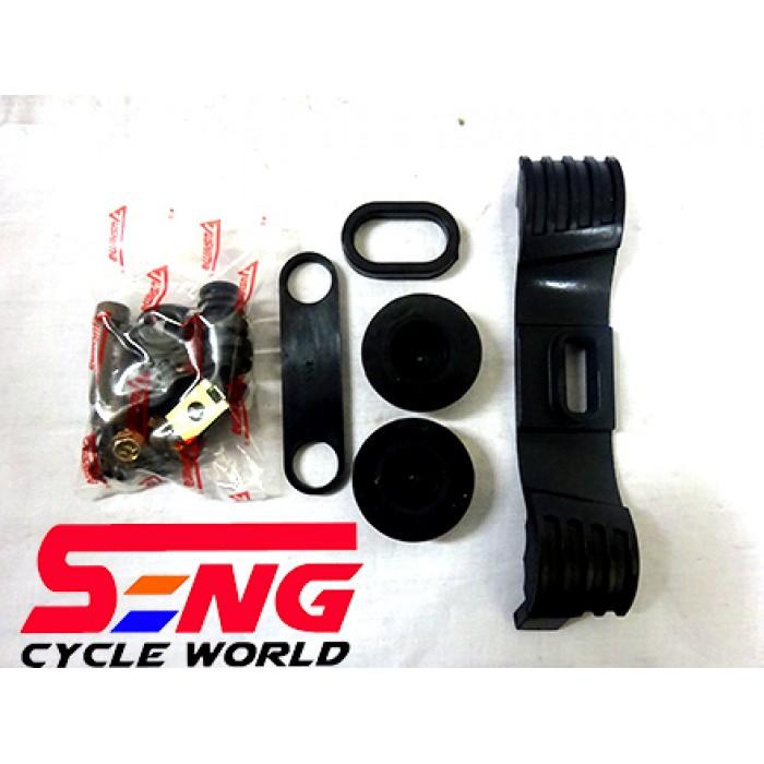 Rxz Catalyzer Body Cover Screw Set