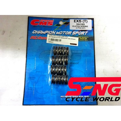 EX5 RACING CLUTCH SPRING SET-CMS