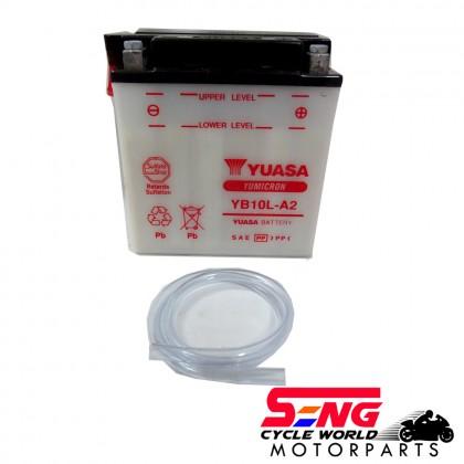 YUASA YB10L-A2 BATTERY
