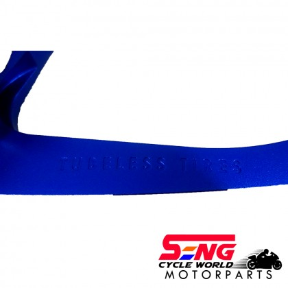 Y15 ZR SPORT RIM SET-FG525-FORGED-BLUE-RCB