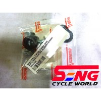 RXZ LOWER COWLING RUBBER+SCREW