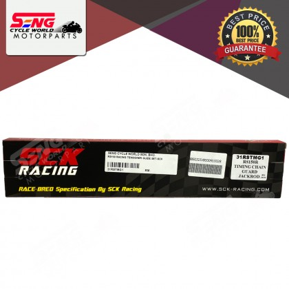 RS150,  LC135 RACING TENSIONER GUIDE SET SCK (JACKROD USE)