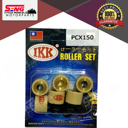 PCX 150 FRONT PULLEY ROLLER & DAMPEK SET IKK