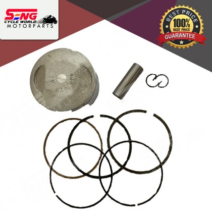 SONIC RACING PISTON KITS SET (67.50MM / 67MM)