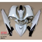 YAMAHA LC135 NEW V2 BODY COVER SET PRE-ORDER (7-14 DAYS)