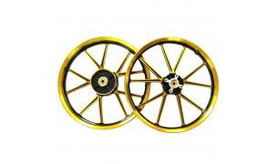 Sport Rim/Cast Wheel